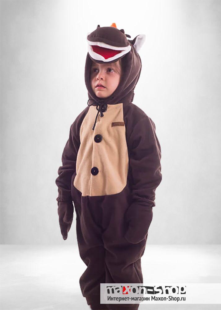 Лошадка карнавальный костюм кигуруми для детей в Максоншоп ... 0315c32713637