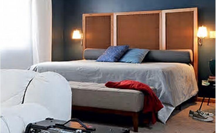 Resultado de imagem para cama com biombo