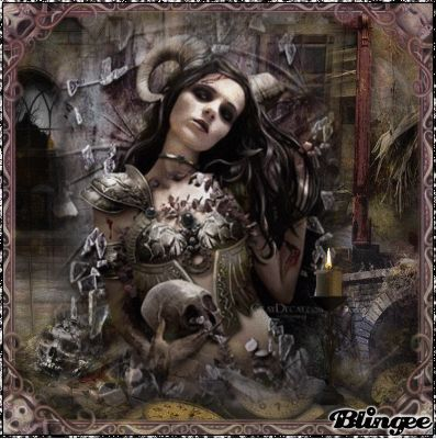 Anne Stokes Art | GOTH WARIOR FROM ANNE STOKES ARTIST ... Picture #116146354 | Blingee ...
