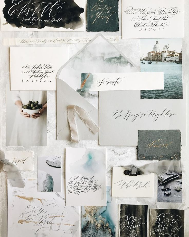 Unpacking my artwork for #hand_written_showcase exhibition. Time flies so fast! It feels like i just packed them yesterday and now already unpacked again. This is one of my favorite set of moodboard artwork with the romance of water/sea theme. . . #vhcalligraphy #truffypi #moodboard #calligraphy #moderncalligraphy #カリグラフィー #カリグラフィースタイリング #カリグラフィーワークショップ #モダンカリグラフィー #sea #blue #artwork #art #painting #handwriting #tokyo #daikanyama