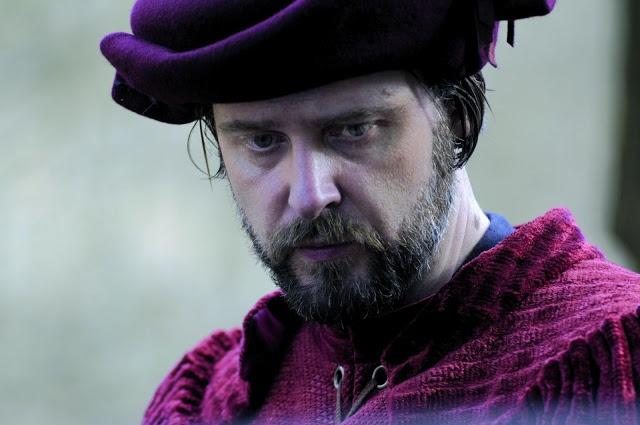 "Scott Cleverdon en su papel en ""Borgia"" como El Gran Capitán. http://blog.fundacionfirstteam.org/search/label/Borgia"