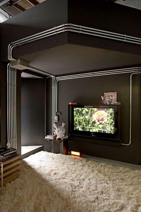 decorative conduit