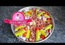 Eli Böğründe Kebabı – Yöresel Tarif – Lammfleisch Kebap