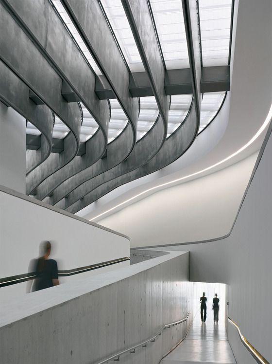 MAXXI Museum Rome Zaha Hadid Architects