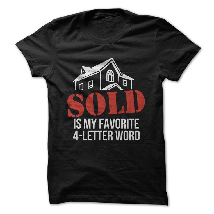 41 best Real Estate Shirts images on Pinterest | Real estate ...