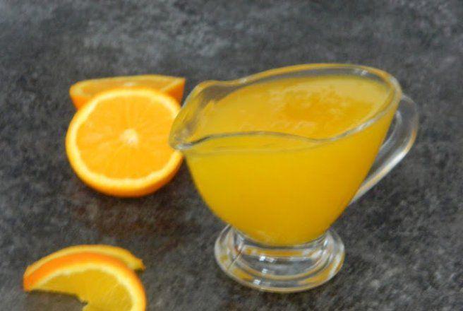 Sos de portocale