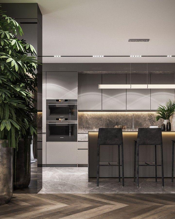 Best Kitchen Design Trends 2020 V 2020 G Elitnye Kuhni Eksklyuzivnyj Dizajn Interera Krasivye Kuhni