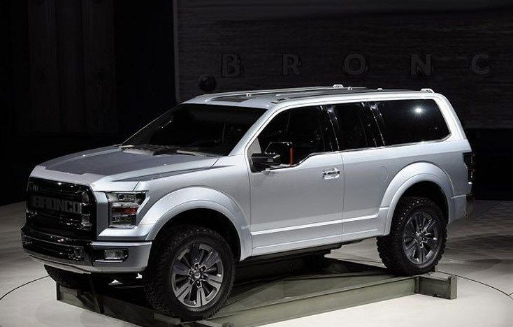 2020 Ford Bronco Unveiling Concept And Rumor In 2020 Ford Bronco