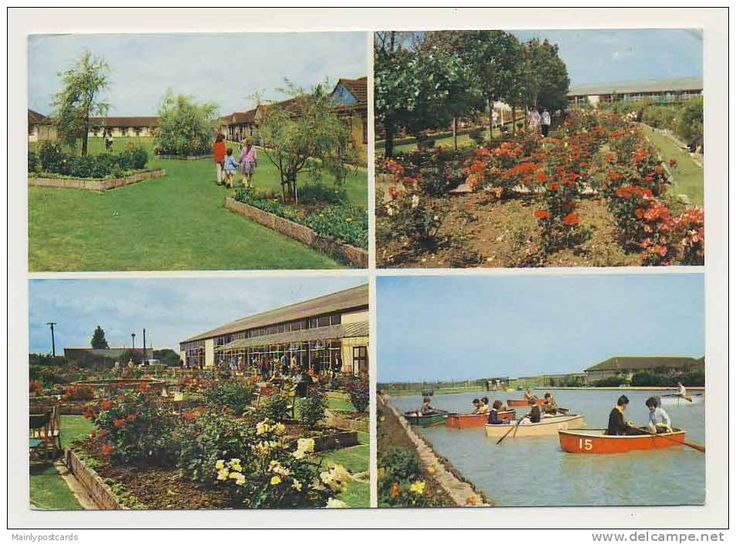 Warner's Holiday Club, Minster on Sea, Isle of Sheppey, Kent - Delcampe.net
