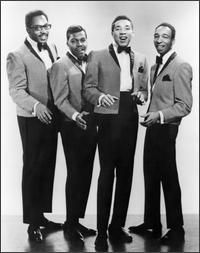 "Smokey Robinson and the Miracles. I still know his ""You Really Got A Hold On Me"" (via the Beatles' cover song) by heart. According to one of my FB friends, he's still up and about, and recently visited the Duke Ellington School for the Arts in DC."