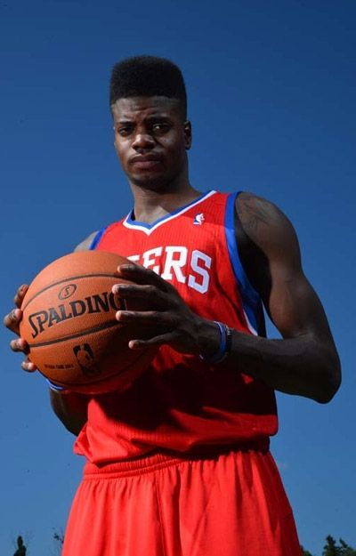 nerlens noel | Nerlens Noel NBA Rookie Photo Shoot