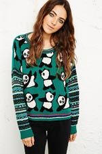Cozy up for #DREAMXMAS with this cute panda sweater