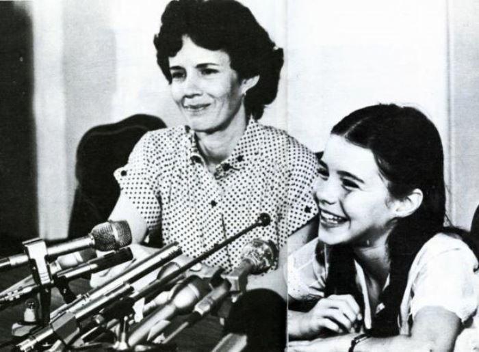 Почему погиб самый юный посол доброй воли Саманта Смит?