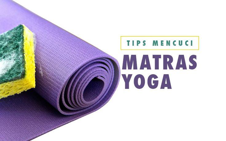 Apakah anda  sering melakukan olahraga Yoga? Matras merupakan hal penting yang harus anda miliki jika anda sering melakukan yoga. Perawatan yang baik terhadap matras yoga juga menjadi hal yang harus anda lakukan agar kegiatan beryoga anda dapat dijalankan dengan baik. Matras yoga anda akan dengan mudah kotor dan basah oleh keringat jika anda melakukan yoga secara rutin. Mencuci matras yoga menjadi hal penting yang harus anda perhatikan.