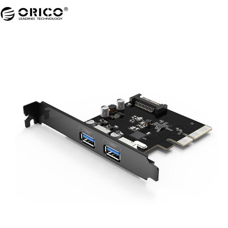 ORICO PA31-2P 2 Port PCI-E to USB3.1 Expansion