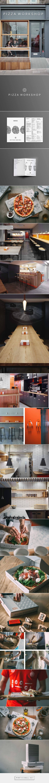 Pizza Workshop | Identity Designed - created via https://pinthemall.net