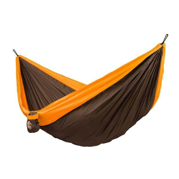 LA SIESTA Colibri Dobbelt Rejse hængekøje - Orange