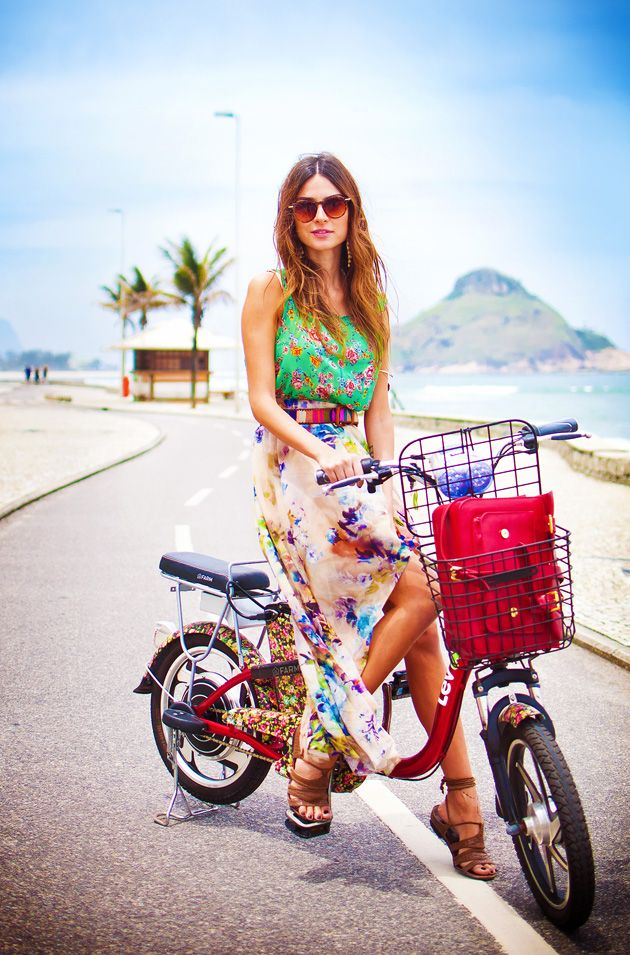 Patterns and bright colors #boho