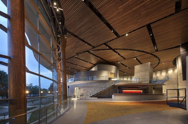 A roundup of offbeat & nontraditional wedding venues in DC ~ Arena Stage