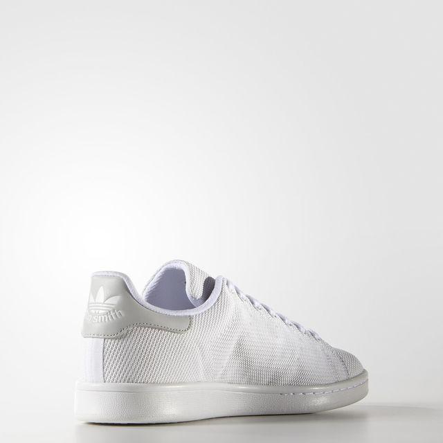 adidas Stan Smith Shoes - Grey | adidas UK