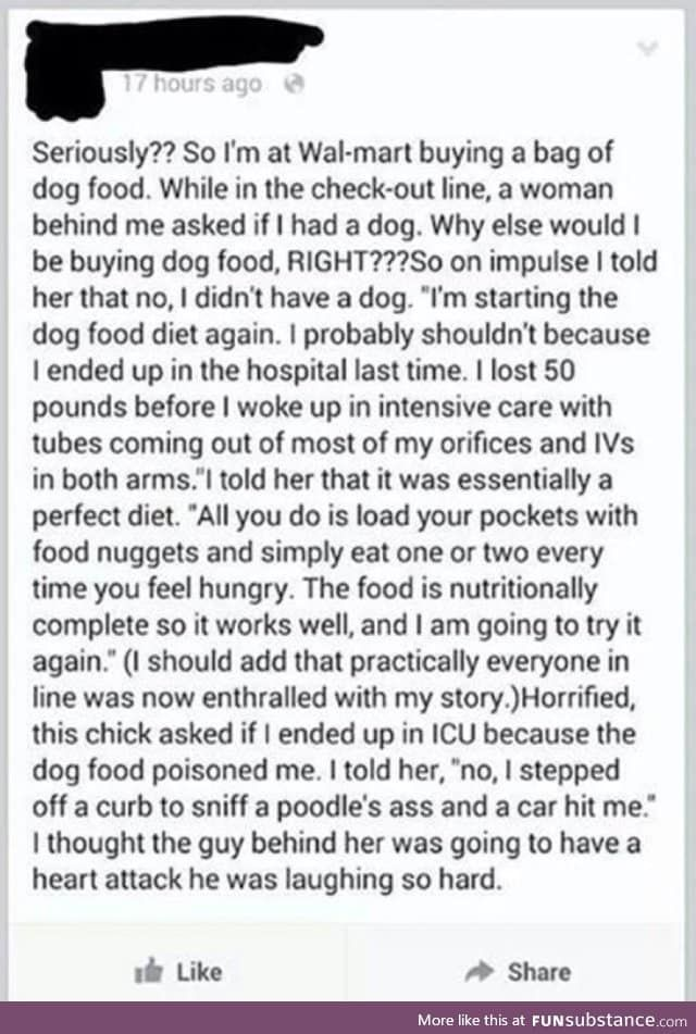 Dog Food Diet Really Funny Tumblr Funny Funny Stories
