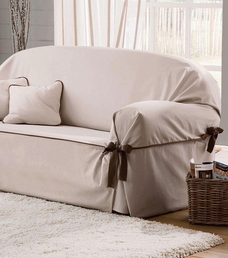 17 mejores ideas sobre fundas de sof en pinterest for Fundas sofa carrefour