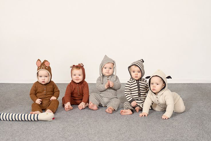 New York City label Oeuf introduces its Fall/Winter collection of cute baby clothes, toys, and accessories, inspired by Brooklyn.