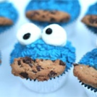 Cookie Monster Cupcakes Recipe From Scratch These chocolate flavoured Cookie Monster cupcakes will delight your Sesame Street loving pre-schooler. They are perfect to take to school for birthdays or even just to delight your little guests at your next birthday party. Prep Time: 30 mins Cook Time: 20 mins Ingredients: 1 quantity chocolate cupcakes 200g ...…Full Recipe at www.easycakerecipesfromscratch.net