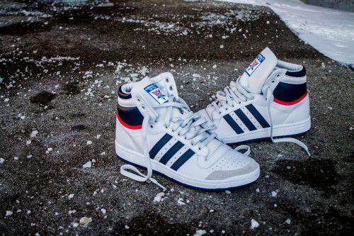 Adidas top-ten basketball shoe 1979 - Google Search