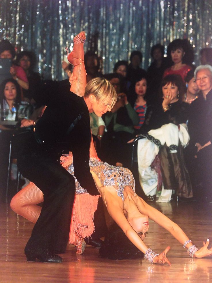 Oleg Professional And Marilyn Student Dance Lessons With Astakhov