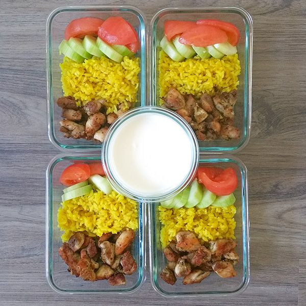 Healthified NYC Halal Car Chicken recipe with all the taste of the original but better for your body. Low fat but full flavor which makes this a guilt free recipe.