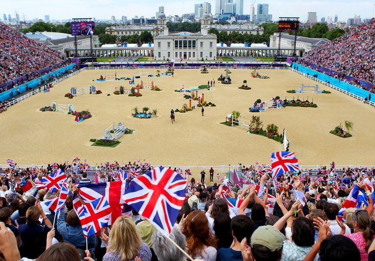 Equestrian at London 2012