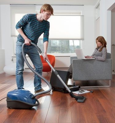 This article proposes that women love their men most when they contribute to household chores... Well that is interesting... There are several slides that show and tell which household chores that women most appreciate their man doing. Of the ones listed: Cleaning up their mess, dusting, taking care of the plants, helping in the kitchen, doing the laundry, and grocery shopping.