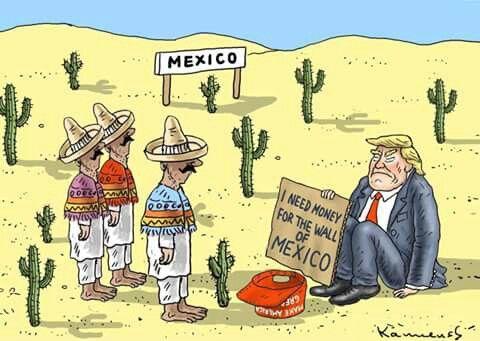 Marian Kamensky cartoon