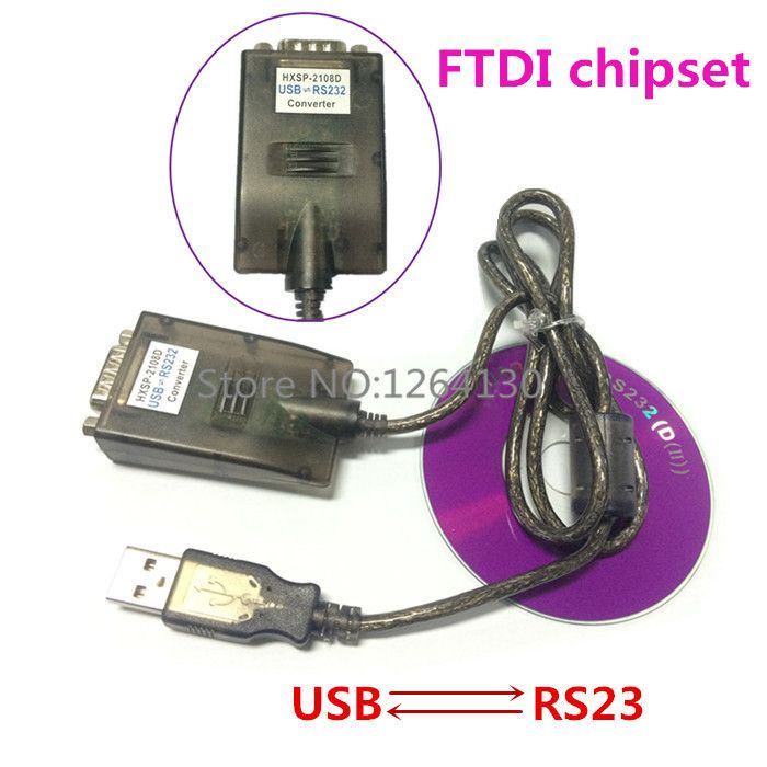 USB to RS232 Serial DB9 Converter Cable FTDI FT232RL FT232BL Windows7 64 4 GPS