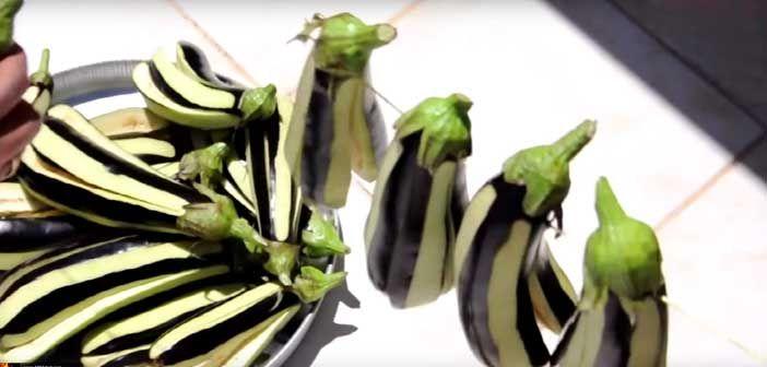 Patlıcan Kışlık Nasıl Hazırlanır?
