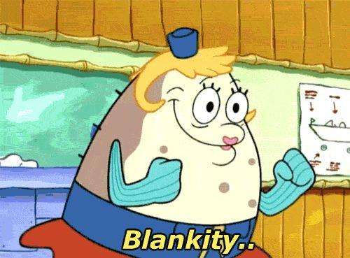 something I learned in boating school is....blankity blankity blank!!