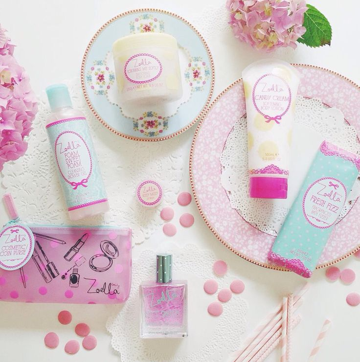 After having your bath it's important to moisturise and I like to use zoella beauty products for my pamper nights