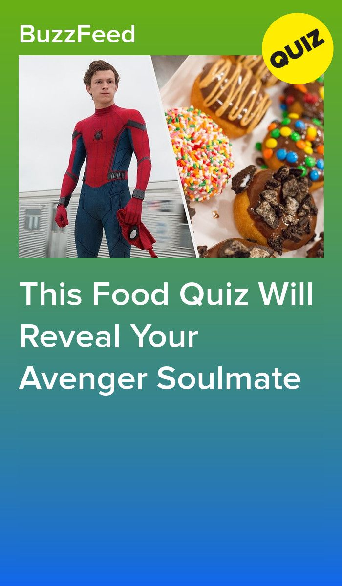 We Know Which Avenger Is Your Soulmate Based On What You Eat