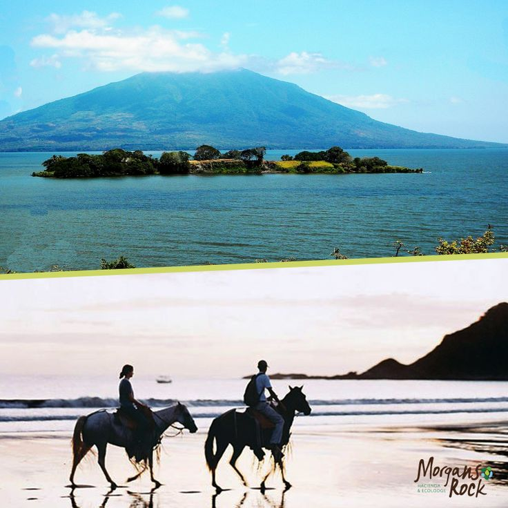 Would you rather explore the beauty around Nicaragua or an adventurous horseback riding on the beach?