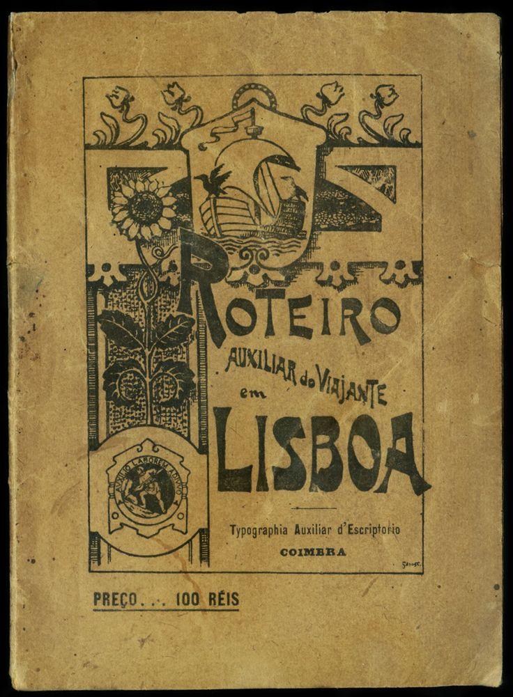 Roteiro Auxiliar do Viajante em Lisboa