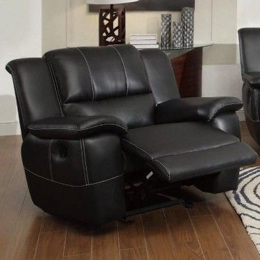 Coaster 601063 Lee Transitional Glider Recliner w/ Pillow Arms