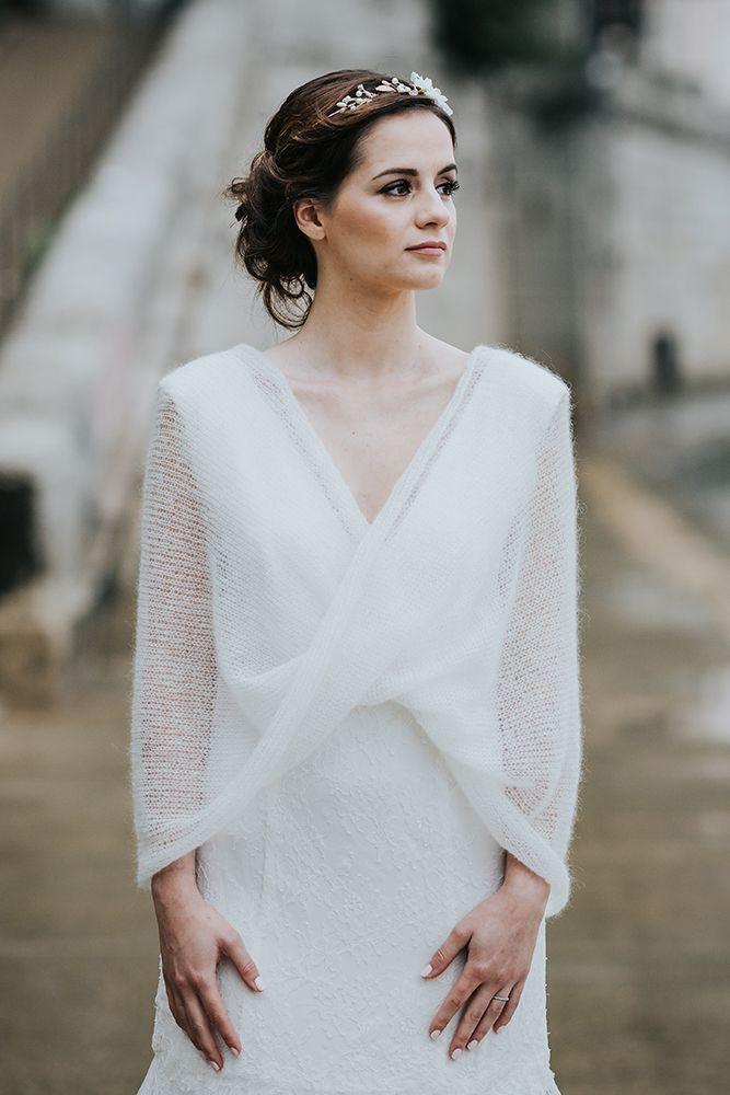Les 25 meilleures id es concernant costume rustique de mariage sur pinterest tenue de mari - Etole mariage hiver ...
