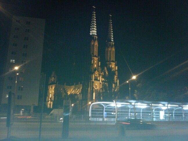 Praga Polnoc