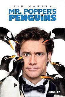 Mr. Poppers Penguins - I highly recommend.