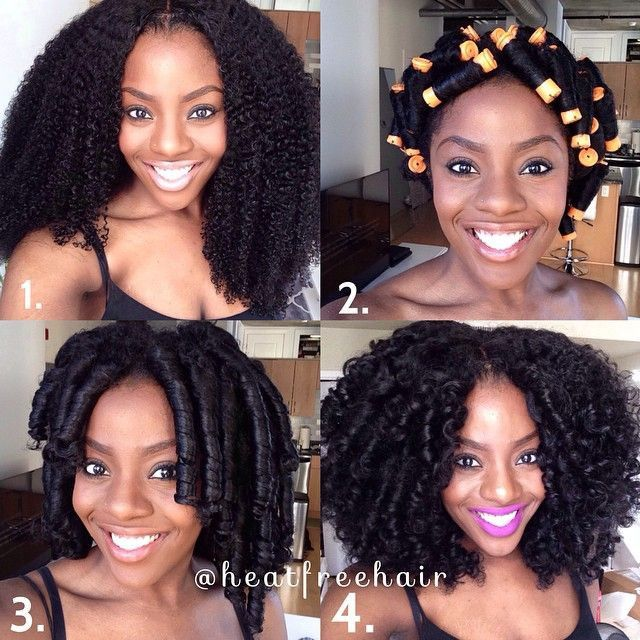 Cool 1000 Ideas About Perm Rods On Pinterest Natural Hair Hair And Hairstyles For Women Draintrainus