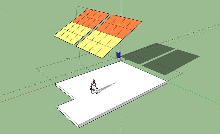 Mitt solcellsprojekt