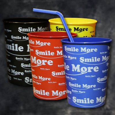 Smile More Party Cups – The Smile More Store these are awesome