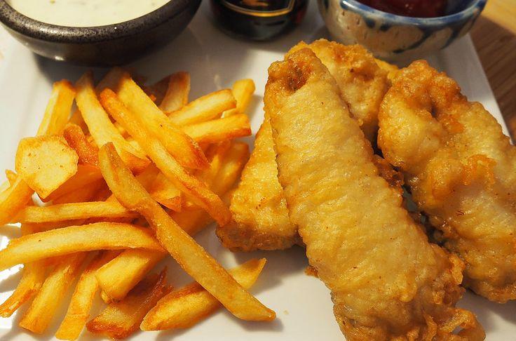 Simon Majumdar - Fish and Chips