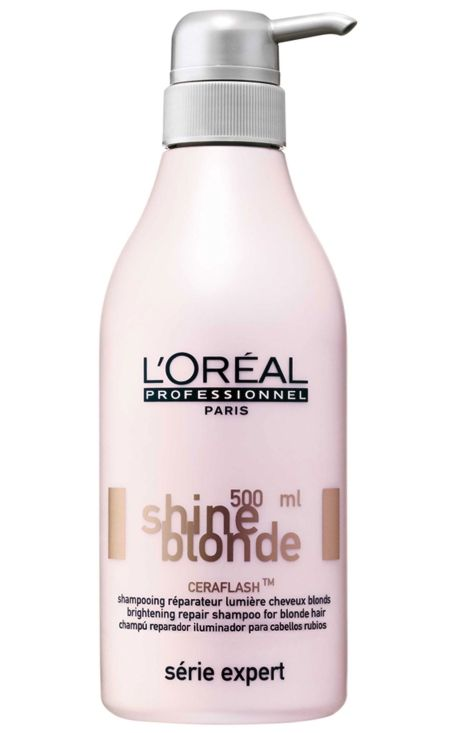 L'Oreal Shine Blonde Schampo i gruppen Hårvård / Schampo & balsam / Silverschampo hos Bangerhead (31015100r)